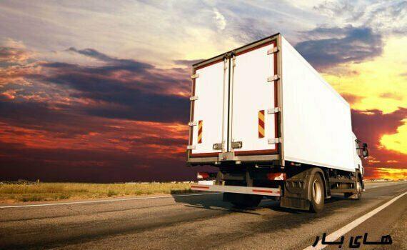 باربری کامیون طبس